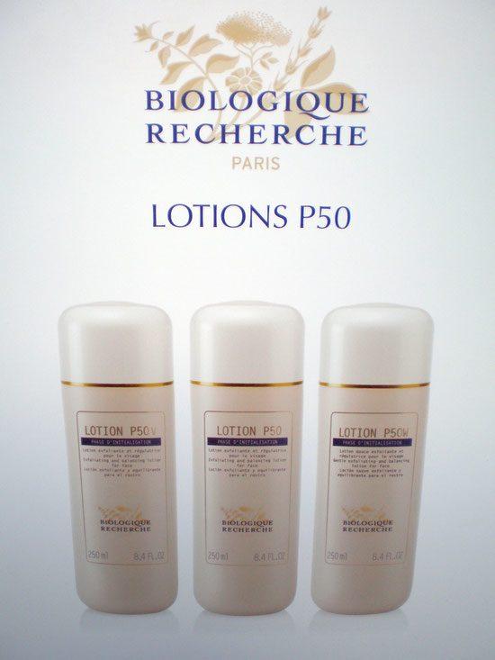 Biologique Recherche Lotion P50 - evas concept